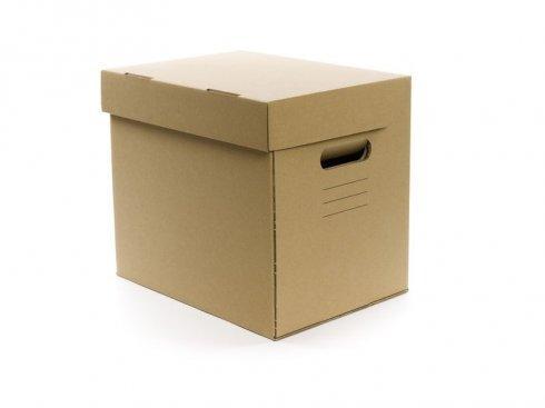 Pudełko z uchwytami